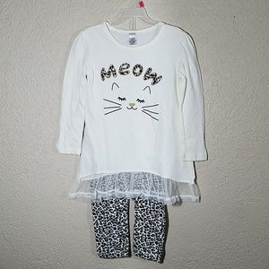 Other - NWT meow cat outfit